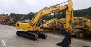Komatsu PC210-8 excavator pe şenile second-hand