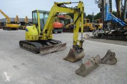 Yanmar VIO 45 mini-excavator second-hand
