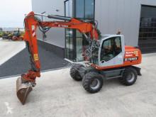 Terex TW150 used wheel excavator