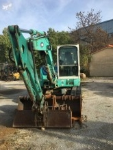 Ihimer 80 VX mini-excavator second-hand