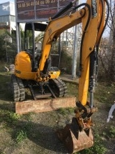 JCB 8035ZTS mini-excavator second-hand