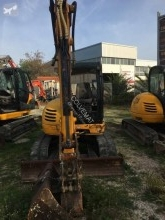 JCB 8055 mini-excavator second-hand