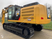 Excavadora de cadenas Caterpillar 336FL demo with 560 hours