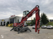 Used industrial excavator Liebherr A904C Litronic -