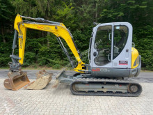 Wacker Neuson 6003 mini-excavator second-hand