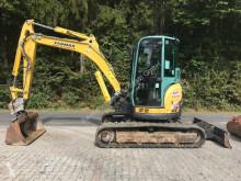 Yanmar VIO 50 U used mini excavator