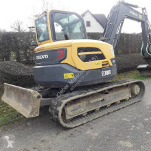 Volvo ECR88D 5578 bandgående skovel begagnad