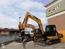 Excavadora JCB 100C excavadora de cadenas usado