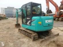 excavadora Kobelco SK60-8