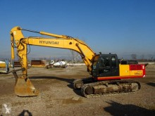 Hyundai R320 LC 7A ROBEX 320NLC-7A used track excavator