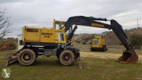 Ackermann H-7 MC used wheel excavator