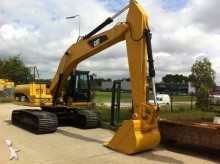Caterpillar 320D _ 2008 used track excavator