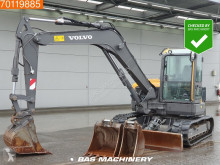 Volvo ECR88 mini-excavator second-hand