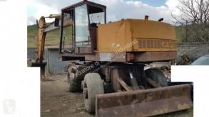 gravemaskine på hjul Poclain