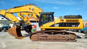 Caterpillar 345 D L excavator pe şenile second-hand
