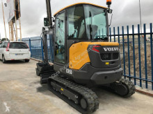 Volvo ECR 35 mini-excavator second-hand