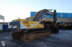 Escavadora Volvo EC290 escavadora de lagartas usada