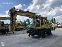 Liebherr A900C ZW Litronic escavadora trilho/estrada usada