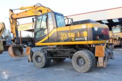 JCB JS 200 excavator pe roti second-hand