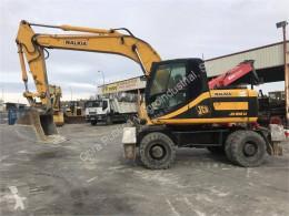 Excavadora JCB JS 160 W excavadora de ruedas usada