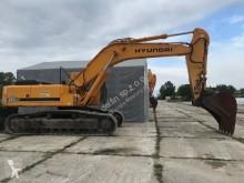Hyundai R360 LC 7 excavadora de cadenas usada