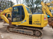 Komatsu PC55MR-3 PC55MR-3 mini-escavadora usada