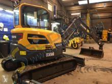Volvo ECR58 mini-excavator second-hand