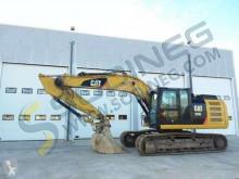 Caterpillar 323E bæltegraver brugt