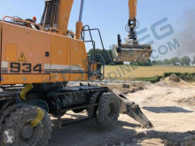 Pelle de manutention Liebherr A934