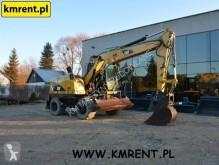 Caterpillar M313D I LIEBHERR A 316 312 JCB JS145 JS175 VOLVO EW140 pelle sur pneus occasion