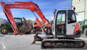 Kubota KX080-3 KX080 mini-excavator second-hand