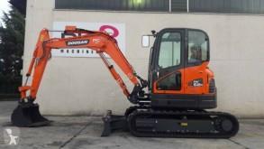 Doosan mini excavator