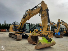 Caterpillar 323ELN excavator pe şenile second-hand