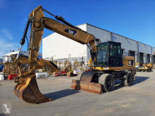 Caterpillar wheel excavator M318D