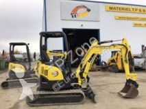Yanmar vio20-4 tweedehands mini-graafmachine