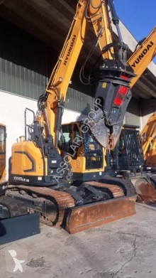 Hyundai HX 145 used track excavator