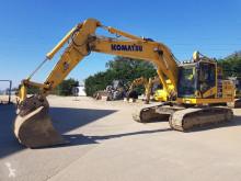 Komatsu PC210LC escavatore cingolato usato