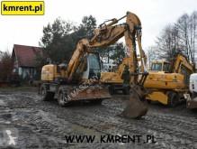 Excavadora Liebherr A 314 LITRONIC | 900 904 CAT 315 316 318 JCB JS 175 KOMATSU VOLVO 140 160 excavadora de ruedas usada
