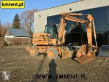 Excavadora Case WX 95 | KOMATSU PW 98 110 118 CAT M 312 LIEBHERR A 309 310 311 312 JCB 130 145 TEREX 42 HML 85 110 excavadora de ruedas usada