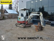Takeuchi TB 23 R | JCB 8018 8025 8030 YANMAR SV 15 26 CASE 26 NEW HOLLAND 22 CAT 302.5 301.8 301.6 mini-excavator second-hand