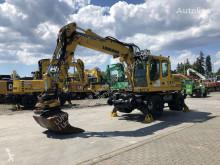Liebherr A900C ZW excavator pe roti second-hand