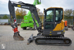 Volvo ECR 58D mini-excavator second-hand