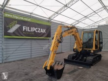 Hyundai R55-7 mini-excavator second-hand