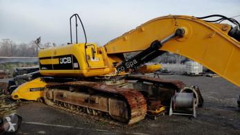 JCB JS290NLC pásová lopata použitý