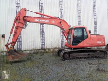 Excavadora Daewoo 170 LCV excavadora de cadenas usada