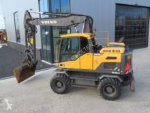 Excavadora Volvo EW 160 D excavadora de ruedas usada