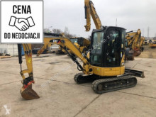 Used track excavator Caterpillar