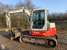 Takeuchi TB 180 FR TB 180FR used mini excavator