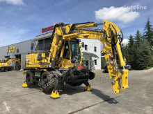 Excavadora Liebherr A900C - ZW excavadora rail/carretera usada