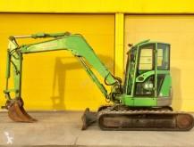 Yanmar VIO 75 used mini excavator
